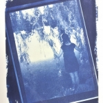 Brittaney Oddy - Cyanotype