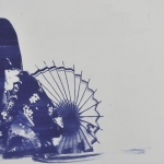 Candice Konishi - Cyanotype