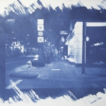 Sharon Assa - Cyanotype