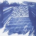Audry Watson - Cyanotype