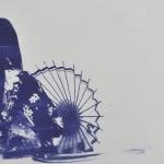 Candice Konishi - Cyanotype